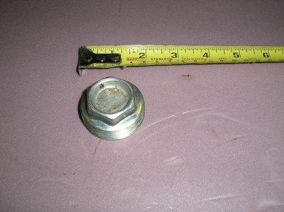Tie Rod End Threaded Plug
