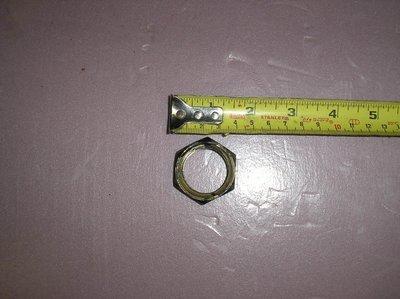 Tie Rod End Lock Nut