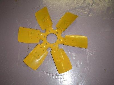 Six Blade Fan