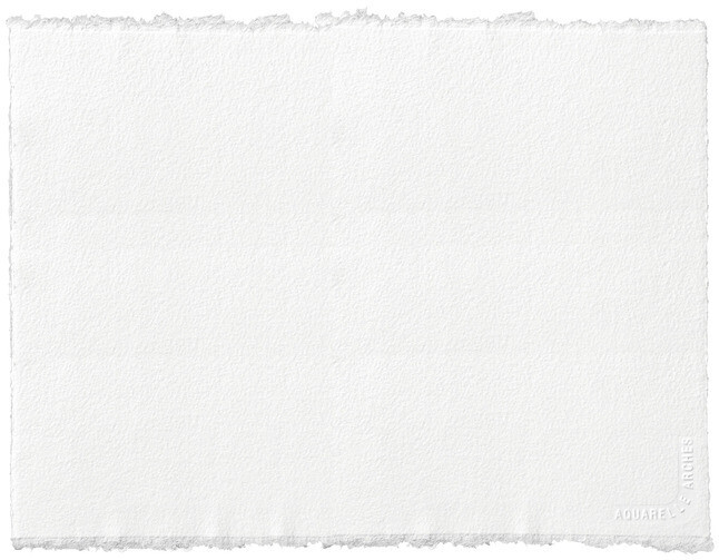 300lb Arches Watercolor Paper Cold Press ( 3 Pack )
