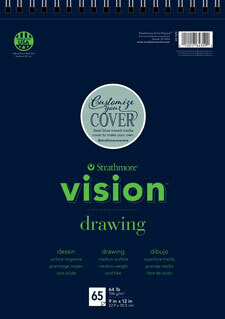 Vision Drawing Paper