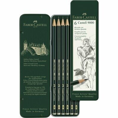 Faber Castell 9000 Sets