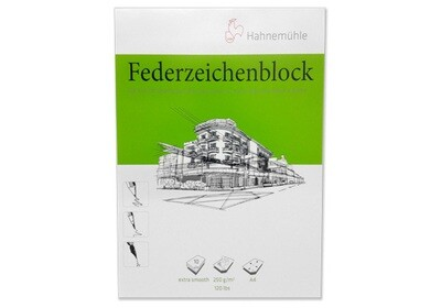 Hahnemuhle Federzeichenblock