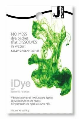 IDye for Natural Fabrics