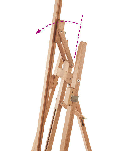 Mabef M11 Easel