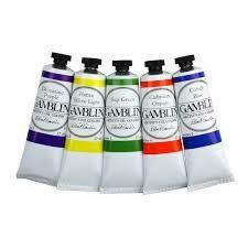 37mL Gamblin Oil Artist Colors