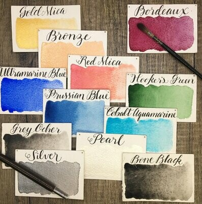 Stoneground Watercolor Large Calligraphy Palette
