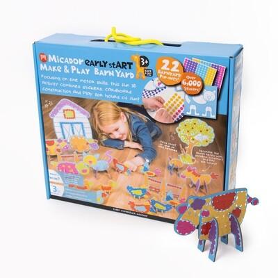 Micador Make and Play Barnyard