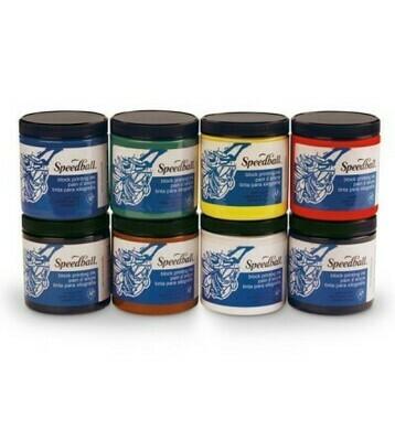 Speedball Water Soluble Block Printing Ink