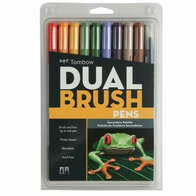 Tombow Dual Brush Sets of 10