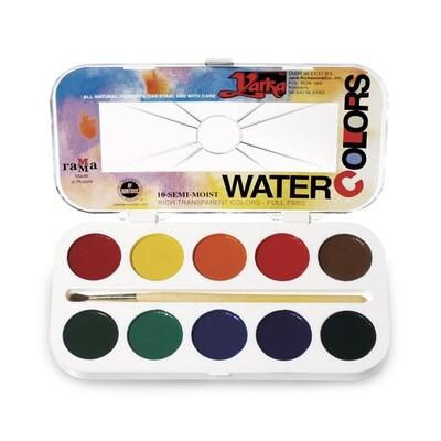 Yarka Watercolor Pan Set