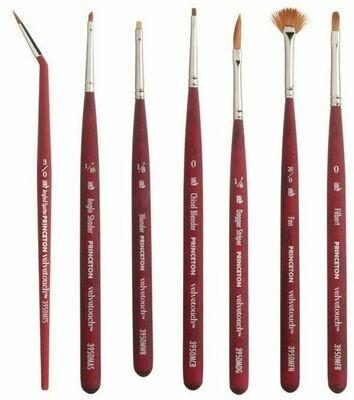 Velvetouch Mini Brushes