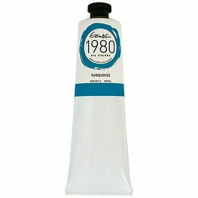 150 mL Gamblin 1980 Oil Colors