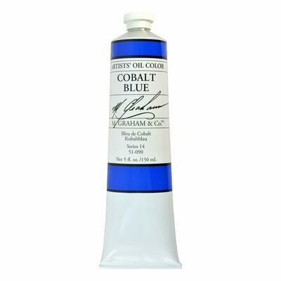150 mL M. Graham Oil Colors