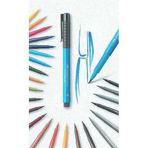 PITT Artist Brush Pens