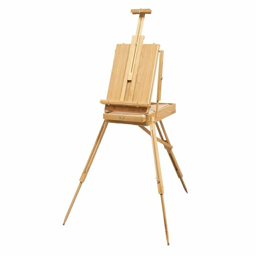French Style Sketchbox Easel
