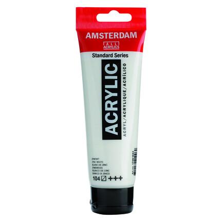 120mL Amsterdam Acrylics