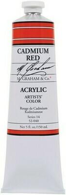 150 mL M. Graham Acrylic Colors