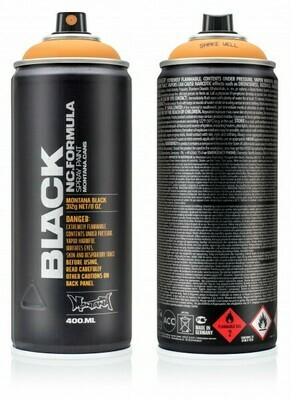 Montana Black Spray Paint