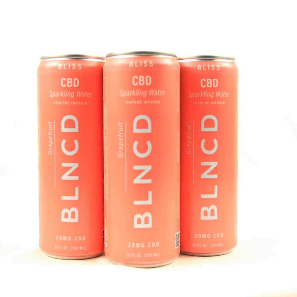BLNCD Sparkling Water - Bliss