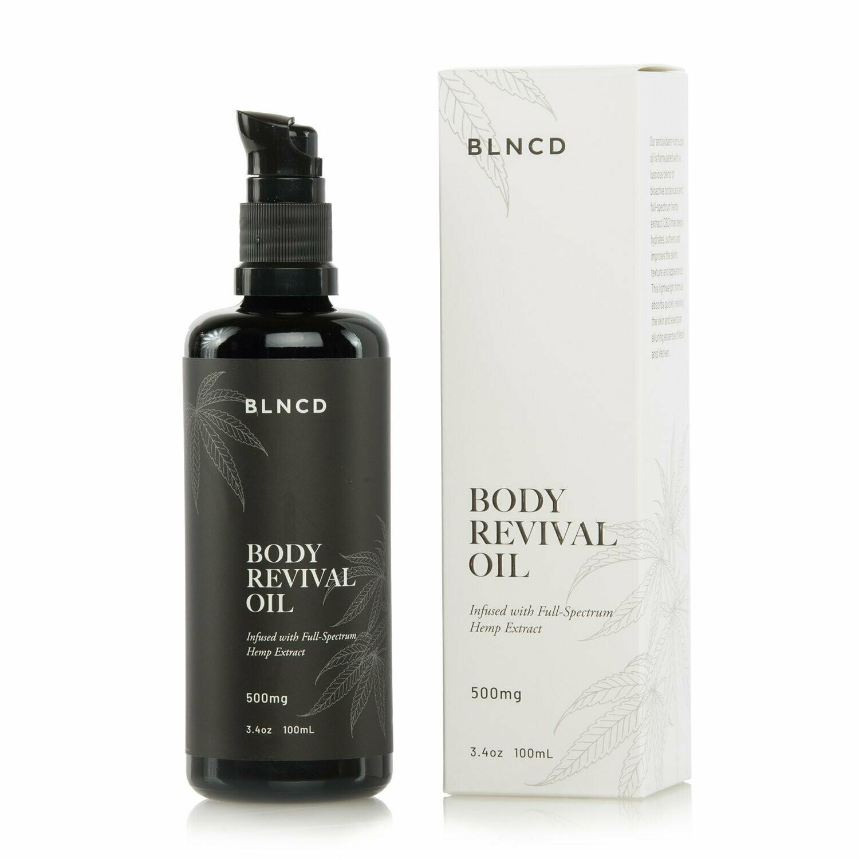 BLNCD - Body Revival Oil 500mg