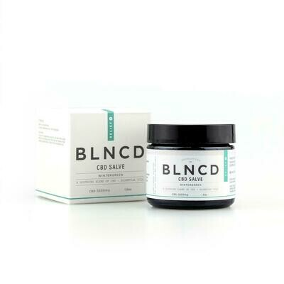 BLNCD - CBD Salve Relief+ 1000mg