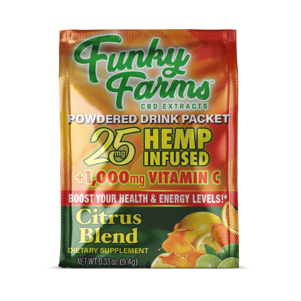 FF - CBD Drink Packet Citrus