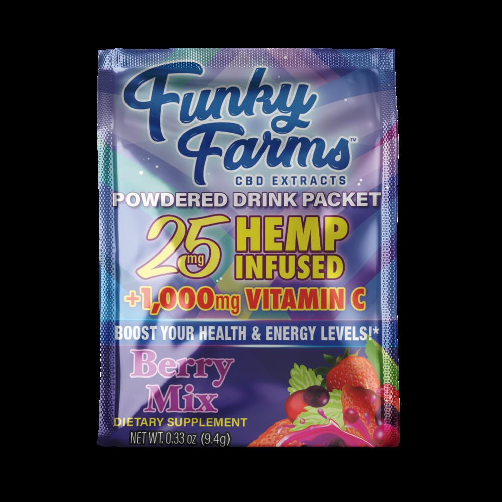 FF - CBD Drink Packet Berry