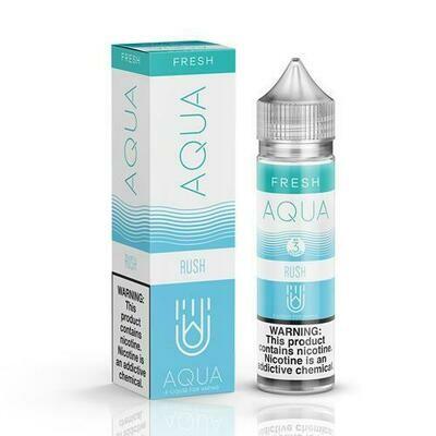 Aqua - Rush Blue Razz  60ml