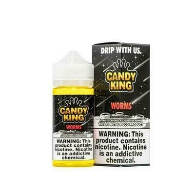 Candy King 100ml - Worms