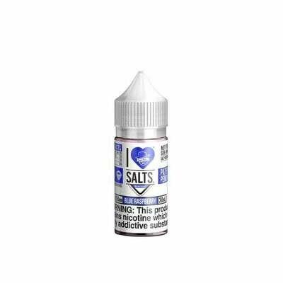 I Love Salts-Blue Raspberry