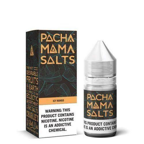 Pachamama Salts Icy Mango 30ml