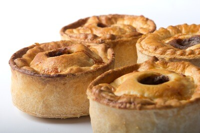 Steak Pies (2 pack)