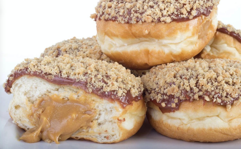 Mixed Doughnuts - 4 Pack