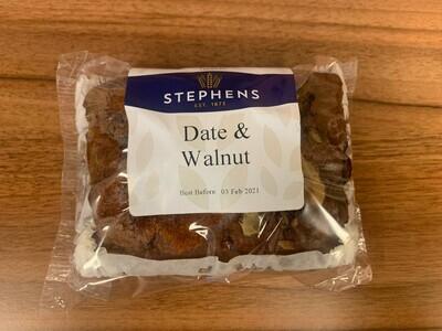 Date & Walnut Gingerbread