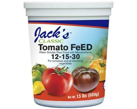 Tomato FeED 12-15-30