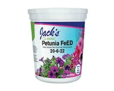 Petunia FeED 20-6-22