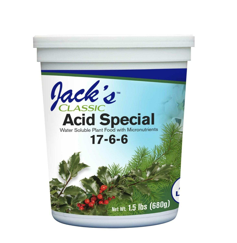 Acid Special 17-6-6