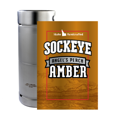 Angel's Perch Amber | 1/6BBL Keg-to-Go