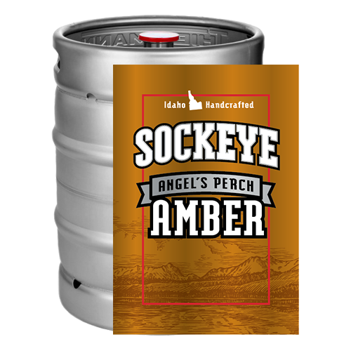 Angel's Perch Amber | 50L Keg-to-Go