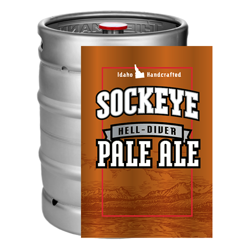 Hell-Diver Pale Ale | 50L Keg-to-Go