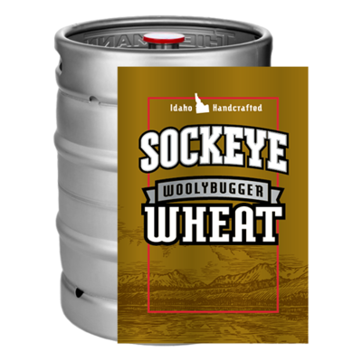 Woolybugger Wheat | 50L Keg-to-Go