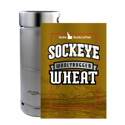 Woolybugger Wheat | 1/6BBL Keg-to-Go