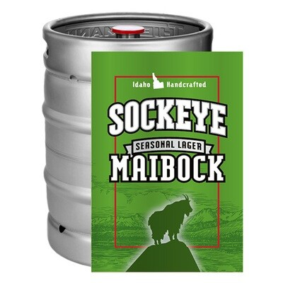 Maibock Seasonal Lager | 50L Keg-to-Go