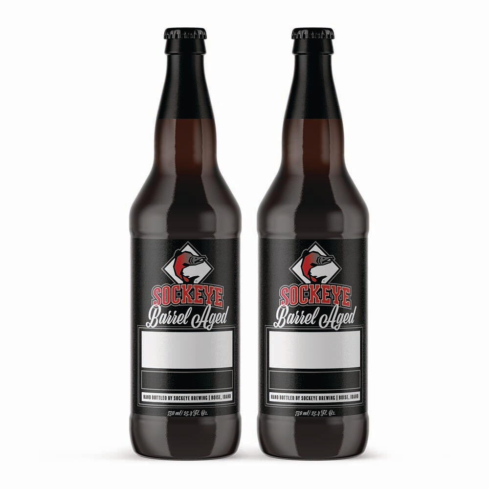 Soaked in Oak Series 750ml |  2 for $26