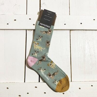Dilly Socks – Doggy Dog