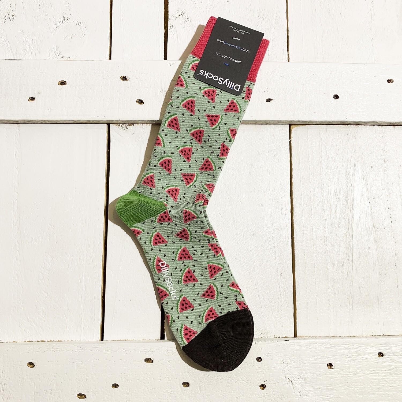 Dilly Socks – Melonien Field