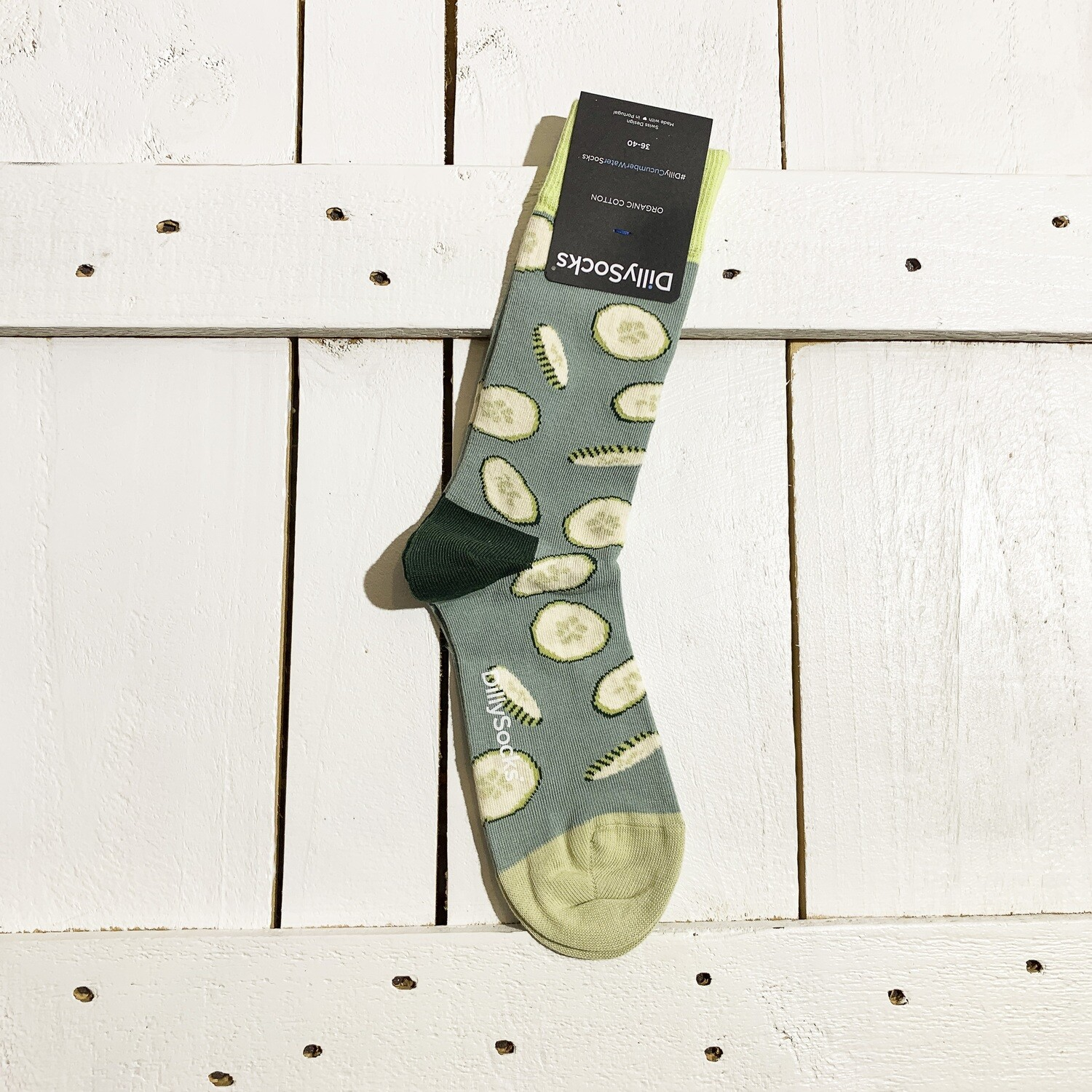 Dilly Socks – Cucumber Water