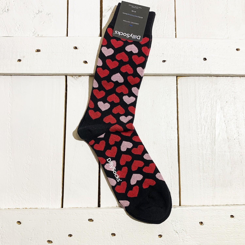 Dilly Socks – Heart Feelings