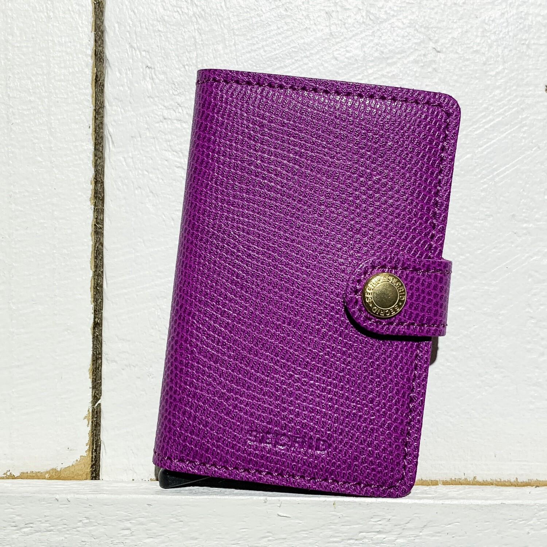 SECRID –  Miniwallet Rango Violet